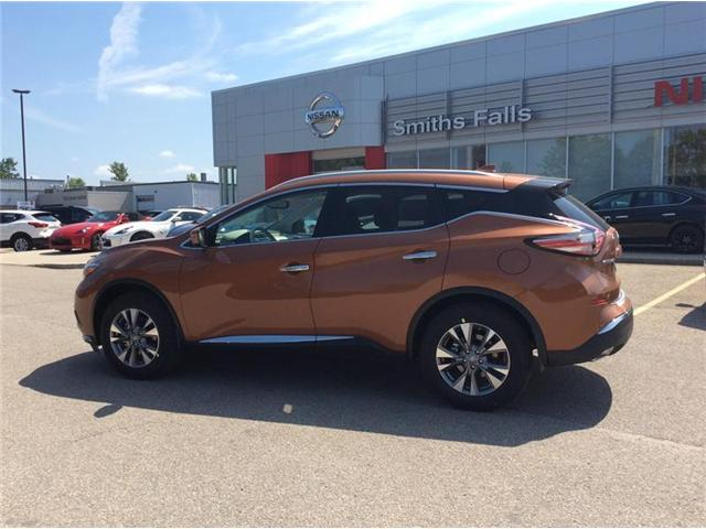 2018 Nissan Murano SL (Stk: 18-239) in Smiths Falls - Image 2 of 13