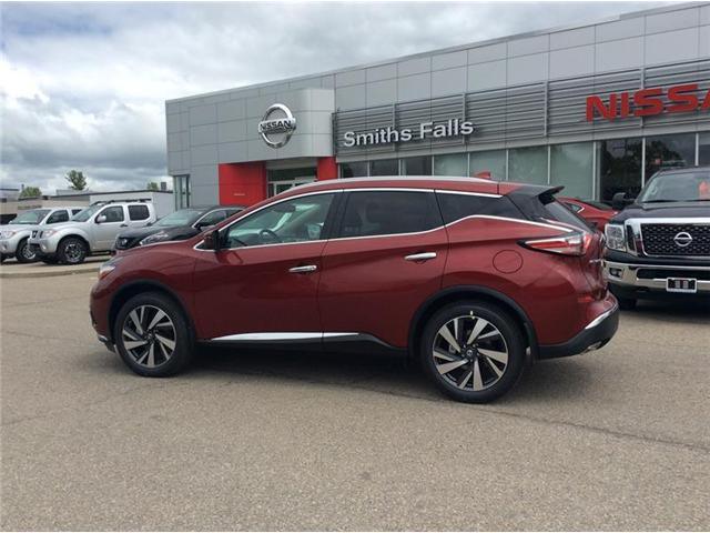 2018 Nissan Murano Platinum (Stk: 18-242) in Smiths Falls - Image 2 of 13