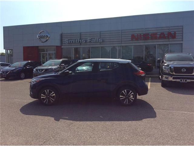 2018 Nissan Kicks SV (Stk: 18-245) in Smiths Falls - Image 1 of 13