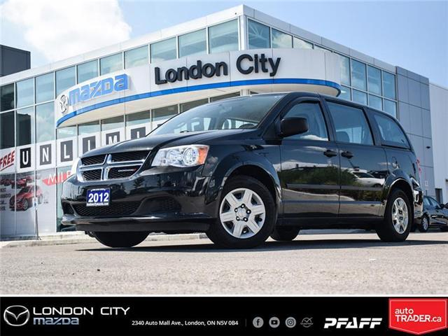 2012 Dodge Grand Caravan SE/SXT (Stk: LM8369B) in London - Image 1 of 18