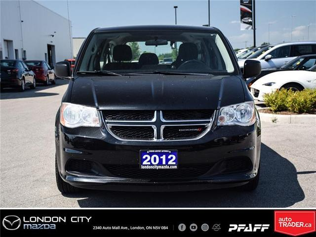 2012 Dodge Grand Caravan SE/SXT (Stk: LM8369B) in London - Image 2 of 18
