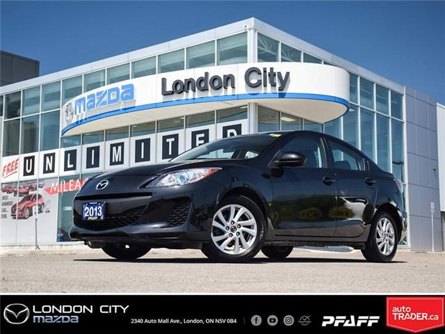 2013 Mazda Mazda3 GS-SKY (Stk: MA1501) in London - Image 1 of 19