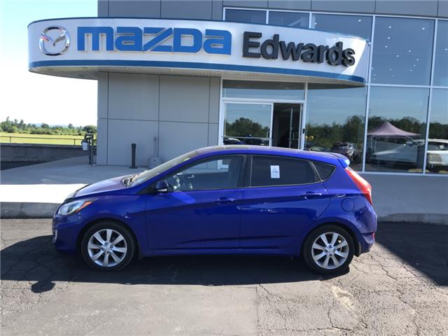 2012 Hyundai Accent GL (Stk: 21241) in Pembroke - Image 1 of 10