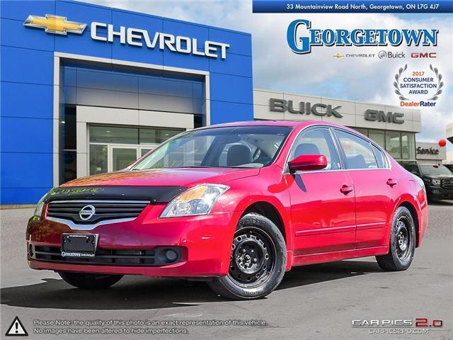 2009 Nissan Altima 2.5 S (Stk: 27500) in Georgetown - Image 1 of 27