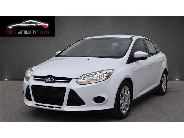 2014 Ford Focus SE (Stk: 25973) in Toronto - Image 1 of 17