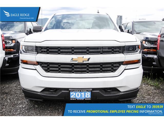 2018 Chevrolet Silverado 1500 Silverado Custom (Stk: 89297A) in Coquitlam - Image 2 of 8