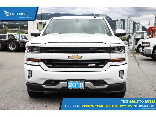 2018 Chevrolet Silverado 1500 2LT (Stk: 89312A) in Coquitlam - Image 2 of 8