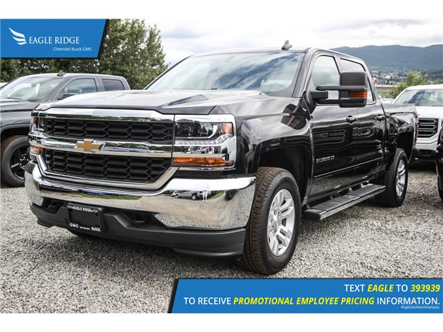 2018 Chevrolet Silverado 1500 1LT (Stk: 89362A) in Coquitlam - Image 1 of 7