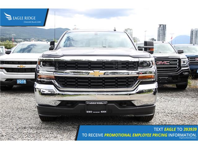 2018 Chevrolet Silverado 1500 1LT (Stk: 89362A) in Coquitlam - Image 2 of 7