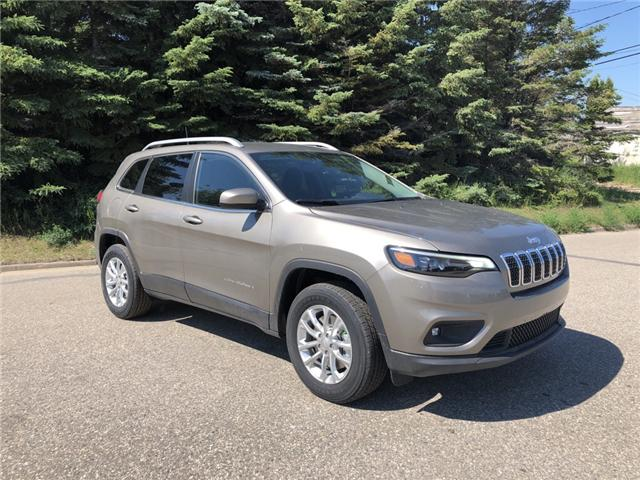2019 Jeep Cherokee North (Stk: T19-8) in Nipawin - Image 1 of 11
