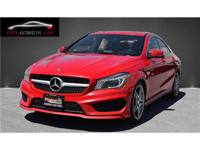 2014 Mercedes-Benz CLA-Class Base (Stk: 29441) in Toronto - Image 1 of 20