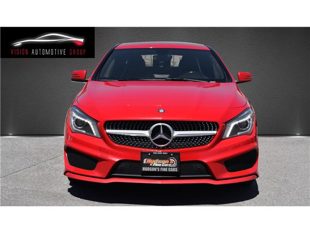 2014 Mercedes-Benz CLA-Class Base (Stk: 29441) in Toronto - Image 2 of 20