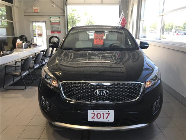 2017 Kia Sorento 3.3L SX+ (Stk: KP0471) in Windsor - Image 2 of 15