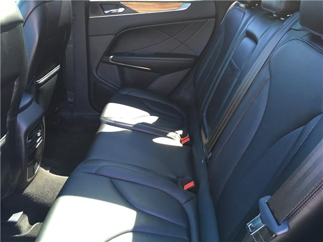 Used 2015 Lincoln Mkc Base For Sale In Orangeville