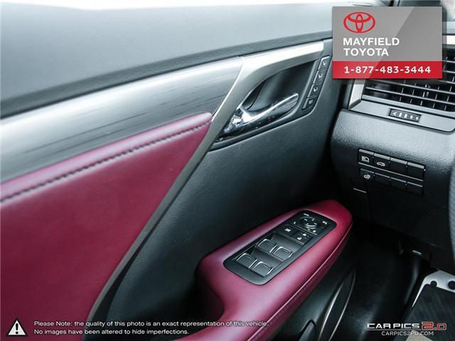 2017 Lexus RX 350 Base (Stk: 1802058A) in Edmonton - Image 14 of 20
