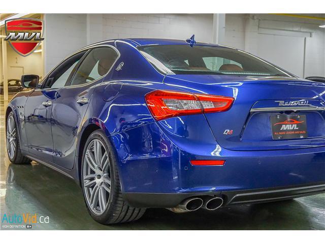 2015 Maserati Ghibli S Q4 (Stk: ) in Oakville - Image 2 of 41