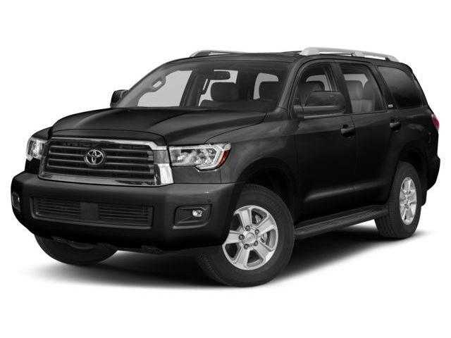 2018 Toyota Sequoia Platinum 5.7L V8 (Stk: 8SQ616) in Georgetown - Image 1 of 9