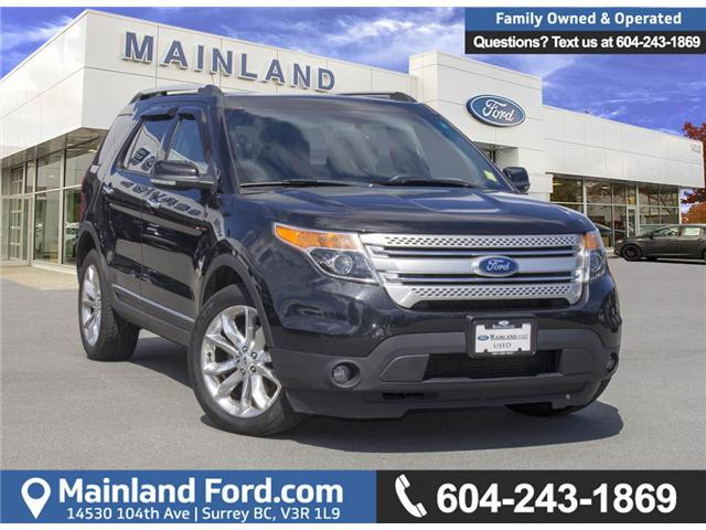 2013 Ford Explorer XLT (Stk: 8FU7972A) in Surrey - Image 1 of 25