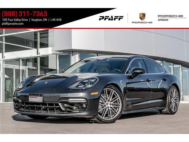 2018 Porsche Panamera 4S (Stk: U6737) in Vaughan - Image 1 of 22