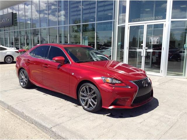 2015 Lexus IS 350 Base (Stk: 3782B) in Calgary - Image 2 of 15
