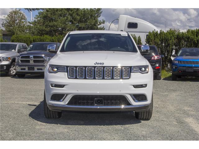 2018 Jeep Grand Cherokee Summit (Stk: J431958) in Abbotsford - Image 2 of 23