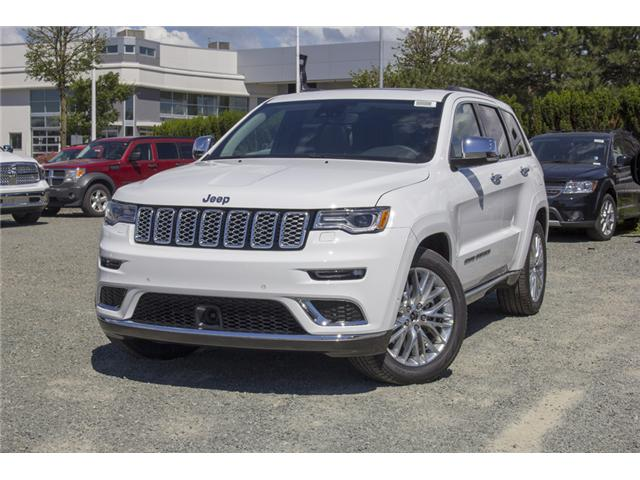 2018 Jeep Grand Cherokee Summit (Stk: J431958) in Abbotsford - Image 3 of 23