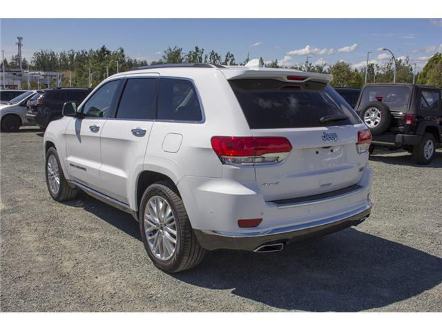 2018 Jeep Grand Cherokee Summit (Stk: J431958) in Abbotsford - Image 5 of 23