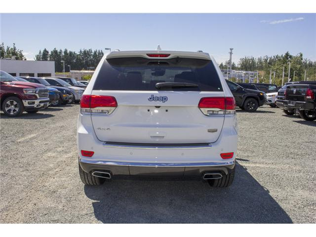 2018 Jeep Grand Cherokee Summit (Stk: J431958) in Abbotsford - Image 6 of 23