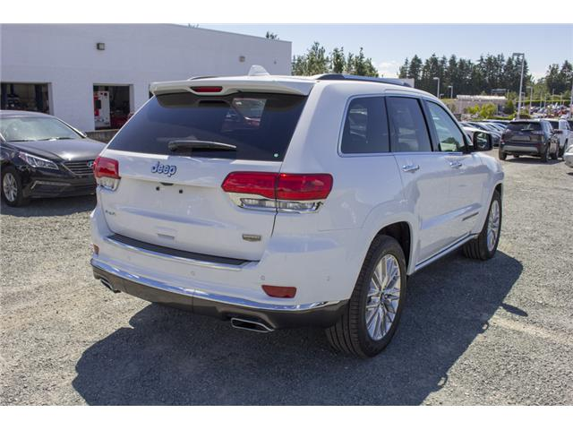 2018 Jeep Grand Cherokee Summit (Stk: J431958) in Abbotsford - Image 7 of 23