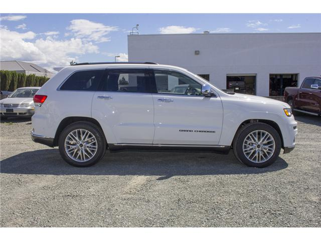 2018 Jeep Grand Cherokee Summit (Stk: J431958) in Abbotsford - Image 8 of 23