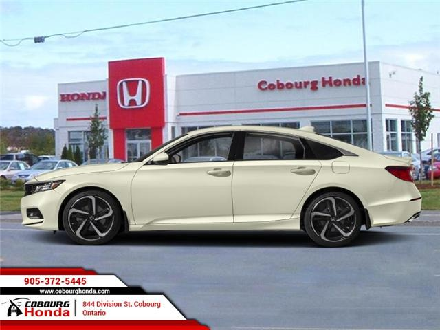 2018 Honda Accord Sport 2.0T (Stk: 18396) in Cobourg - Image 1 of 1