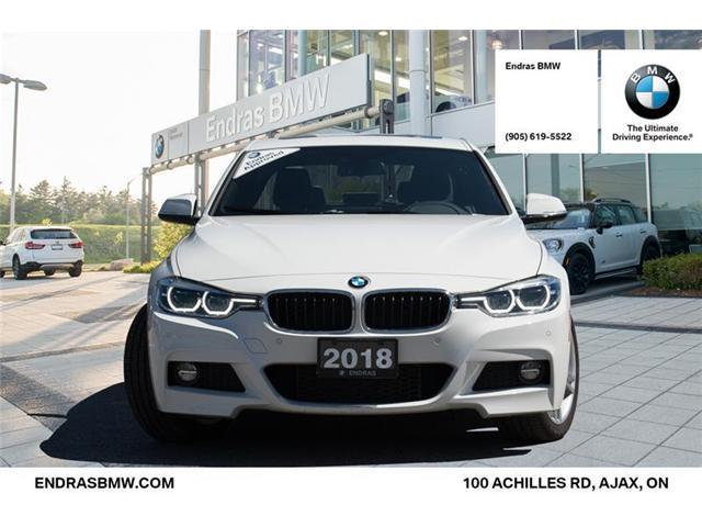 2018 BMW 330 i xDrive (Stk: P5515) in Ajax - Image 2 of 22