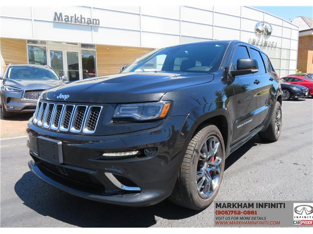 2016 Jeep Grand Cherokee SRT (Stk: J133A) in Markham - Image 1 of 22