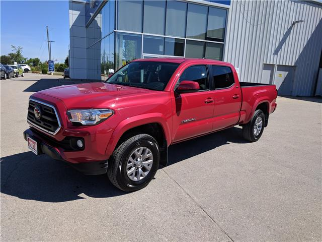 2018 Toyota Tacoma SR5 (Stk: 85060) in Goderich - Image 2 of 16
