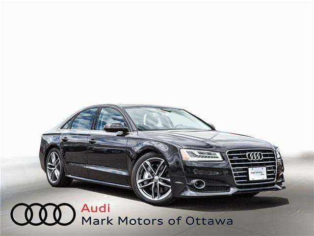 2017 Audi A8 4.0T (Stk: 90853A) in Nepean - Image 1 of 29