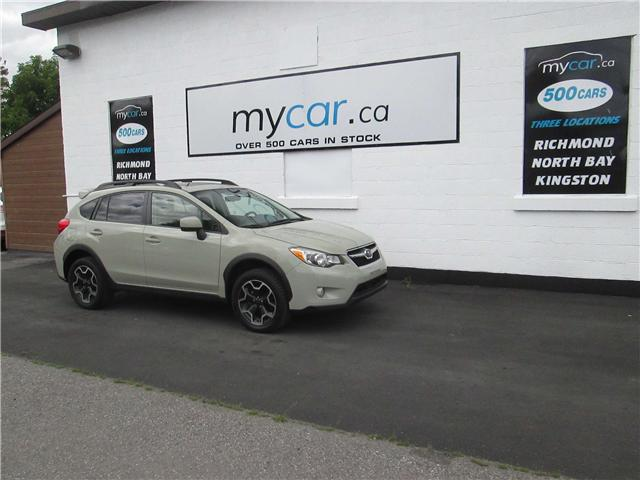 2013 Subaru XV Crosstrek Sport Package (Stk: 180792) in North Bay - Image 2 of 14
