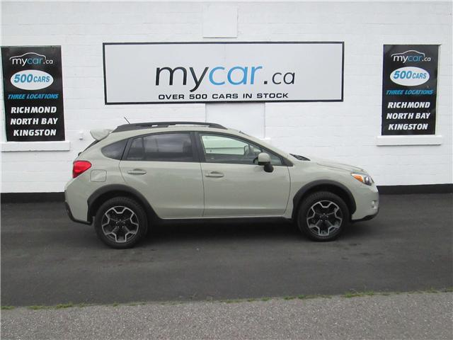 2013 Subaru XV Crosstrek Sport Package (Stk: 180792) in North Bay - Image 1 of 14