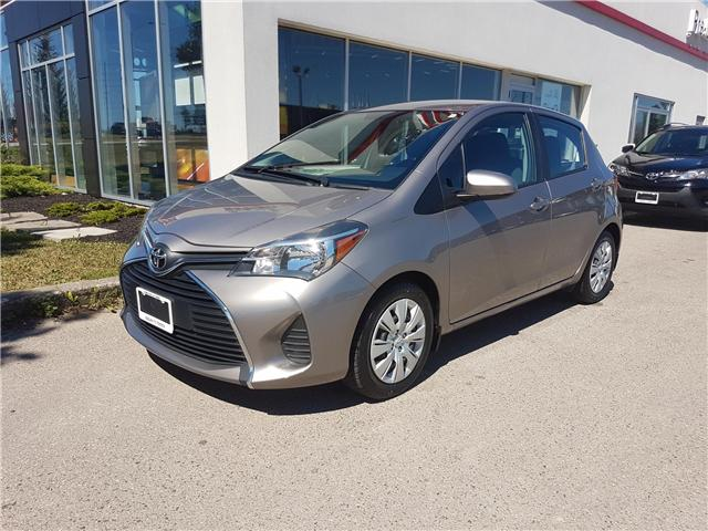 2015 Toyota Yaris LE (Stk: U00901) in Guelph - Image 1 of 28