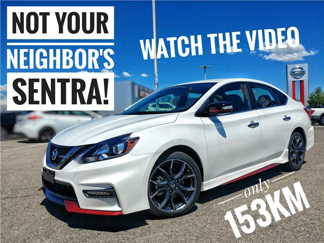 2017 Nissan Sentra Nismo (Stk: HY271602) in Cobourg - Image 1 of 37