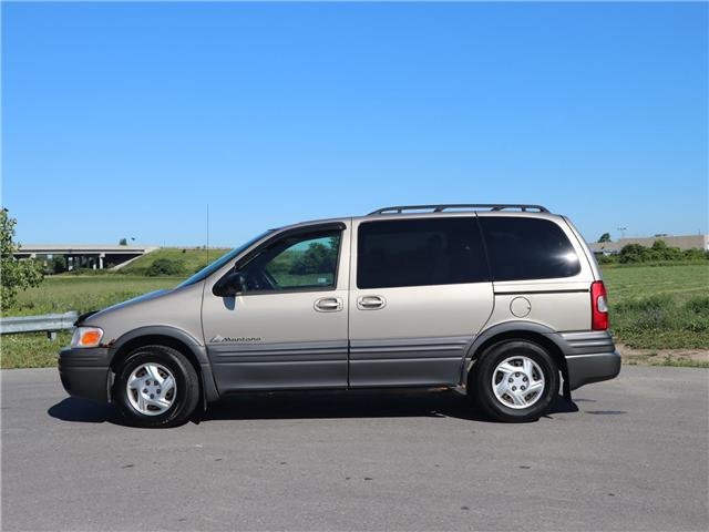 2002 Pontiac Montana  (Stk: 8649A) in London - Image 2 of 20