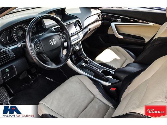 2013 Honda Accord EX-L-NAVI V6 (Stk: 309543) in Burlington - Image 2 of 18