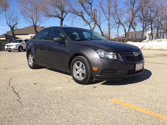 2011 Chevrolet Cruze LT Turbo (Stk: 9600.0) in Winnipeg - Image 1 of 21