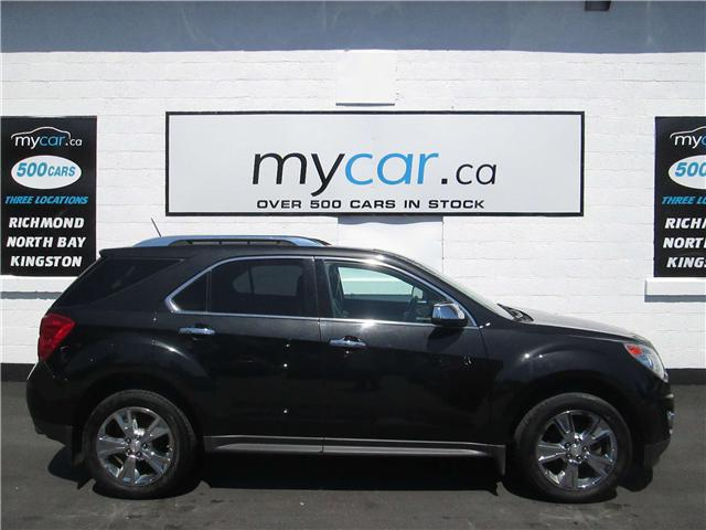 2015 Chevrolet Equinox LTZ (Stk: 180759) in Kingston - Image 1 of 13