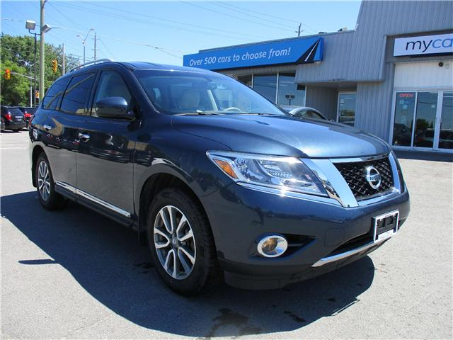 2014 Nissan Pathfinder SL (Stk: 171797) in Kingston - Image 1 of 13