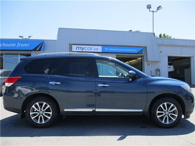 2014 Nissan Pathfinder SL (Stk: 171797) in Kingston - Image 2 of 13