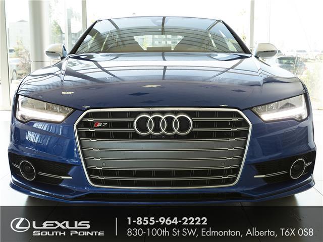 2017 Audi S7 4.0T (Stk: LUB2993) in Edmonton - Image 2 of 18