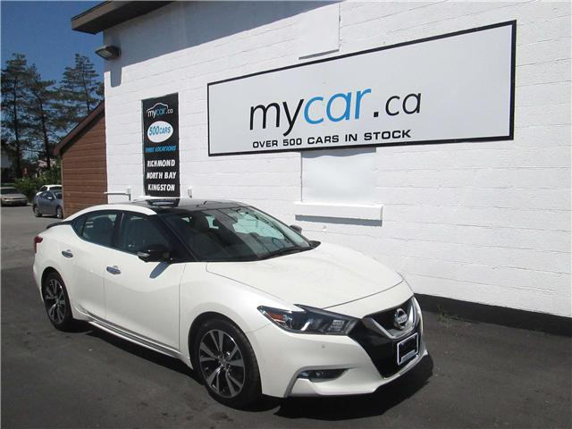 2016 Nissan Maxima Platinum (Stk: 180887) in Richmond - Image 2 of 13