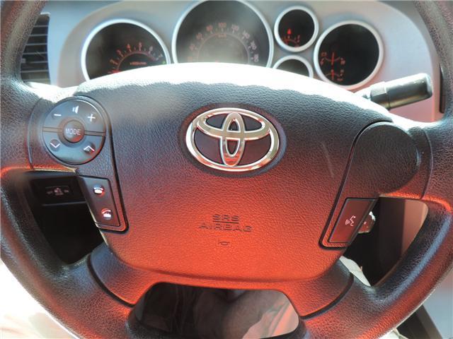 2012 Toyota Tundra SR5 5.7L V8 (Stk: 175741) in Brandon - Image 14 of 18