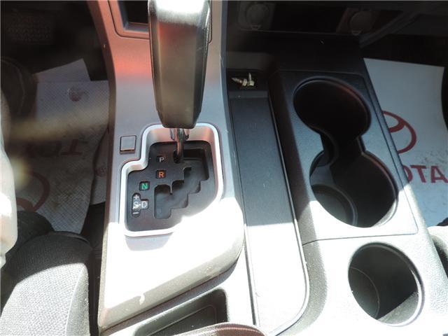 2012 Toyota Tundra SR5 5.7L V8 (Stk: 175741) in Brandon - Image 17 of 18