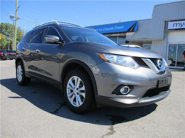 2014 Nissan Rogue SV (Stk: 180189) in Kingston - Image 1 of 14
